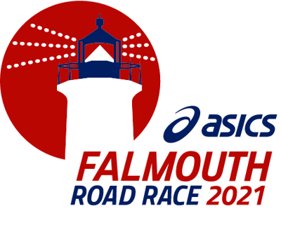 ASICS Falmouth Road Race 2021 Logo