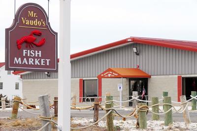 Mr. Vaudo's Fish Market