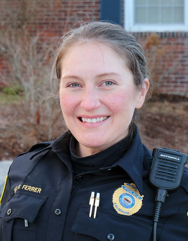 Falmouth Police Promotions