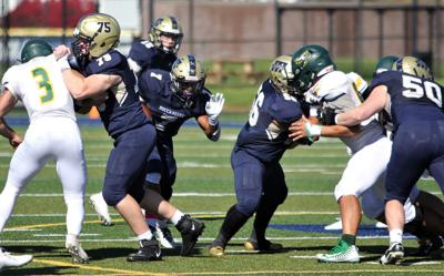 MMA Football vs Fitchburg State — October 19, 2019