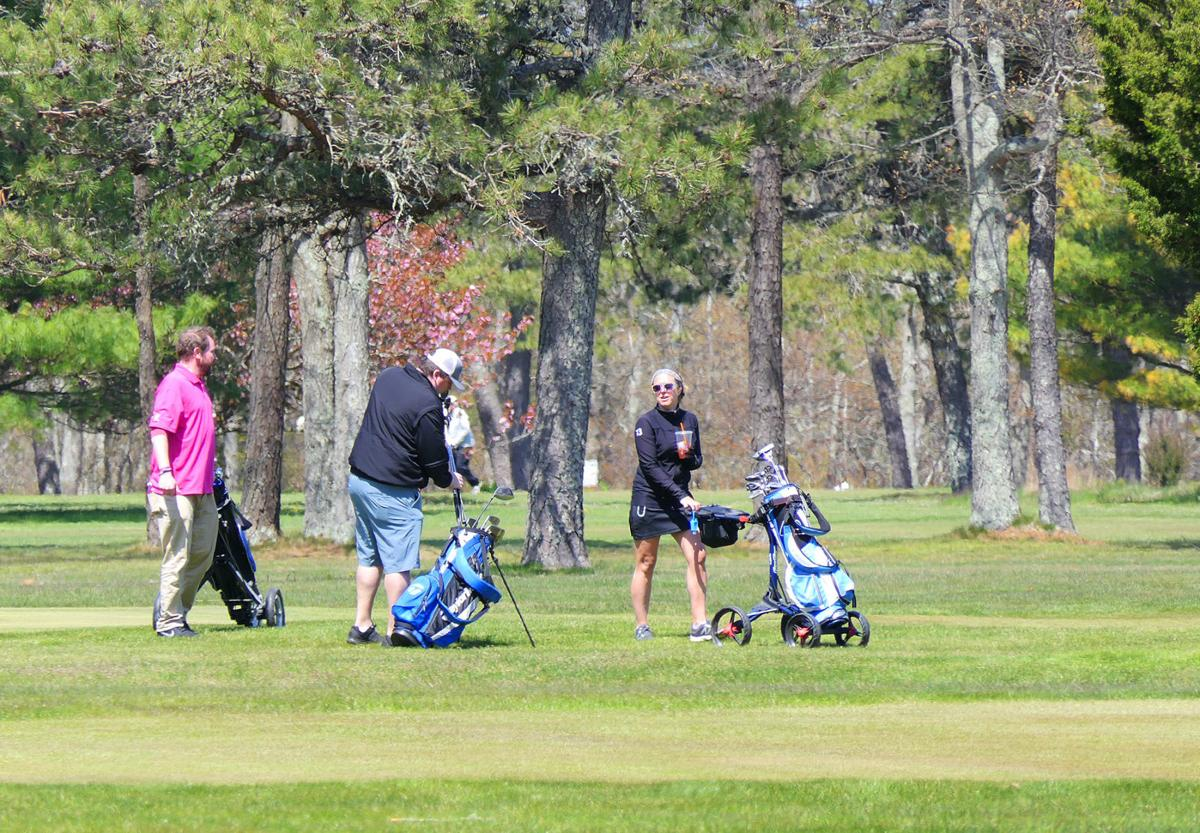 Falmouth Country Club Golfers