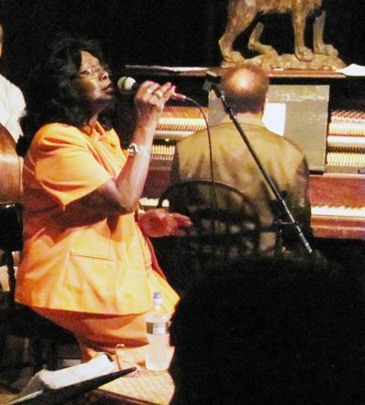 WH Jazz Toni Lynn with Frank