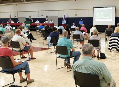 Falmouth Town Meeting, June 28, 2021