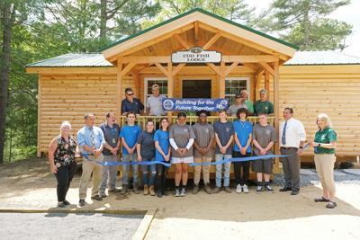 Bourne Scenic Campground New Cabins