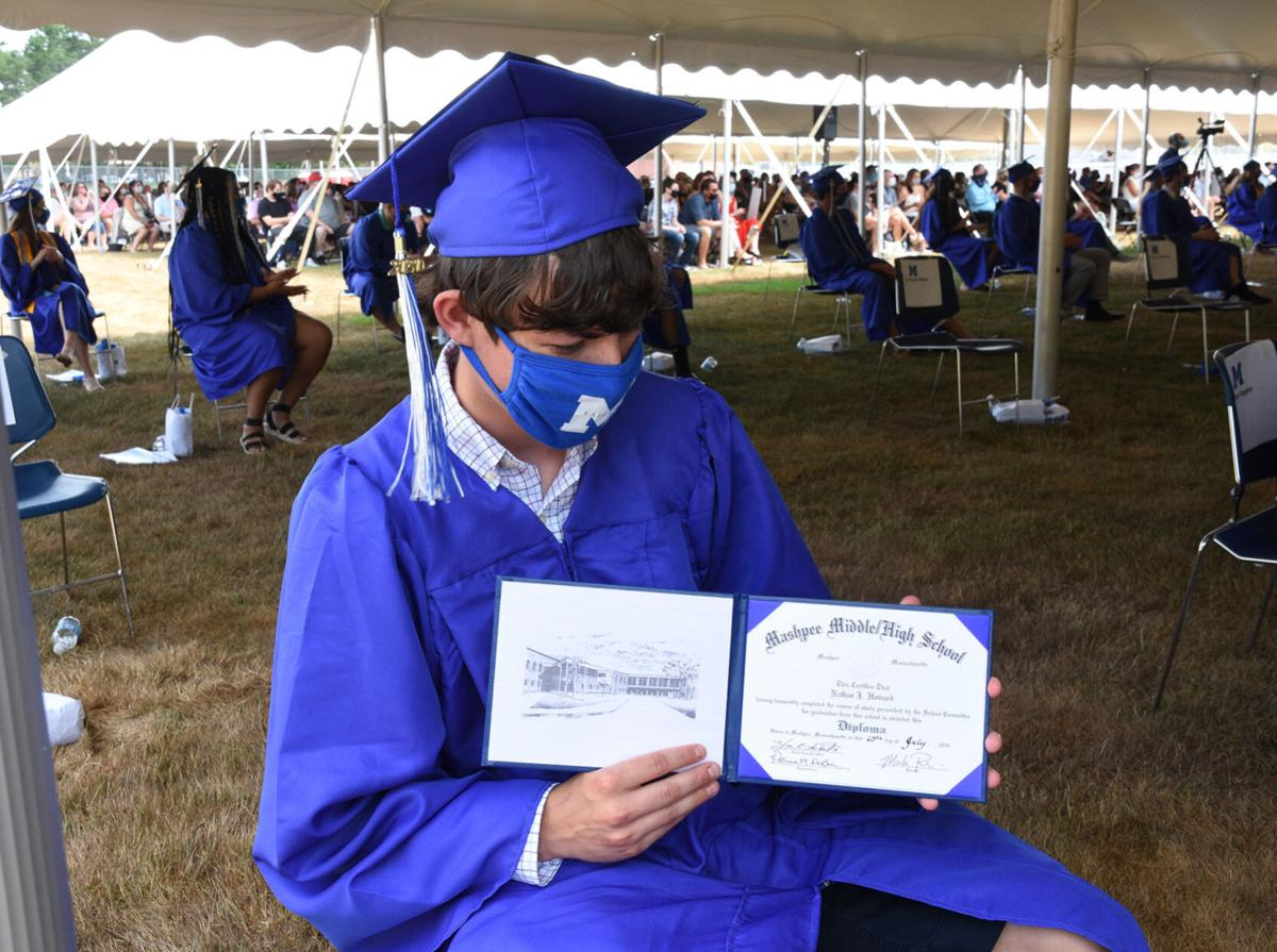 Mashpee High School Graduation