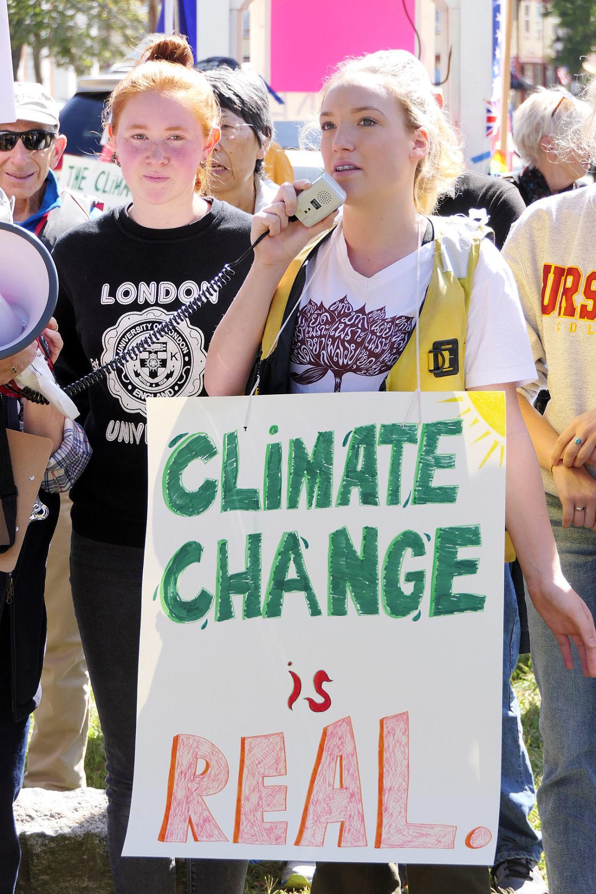 Falmouth Climate Strike