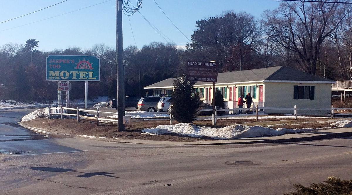 Health Board Orders Messy Out Of Motel