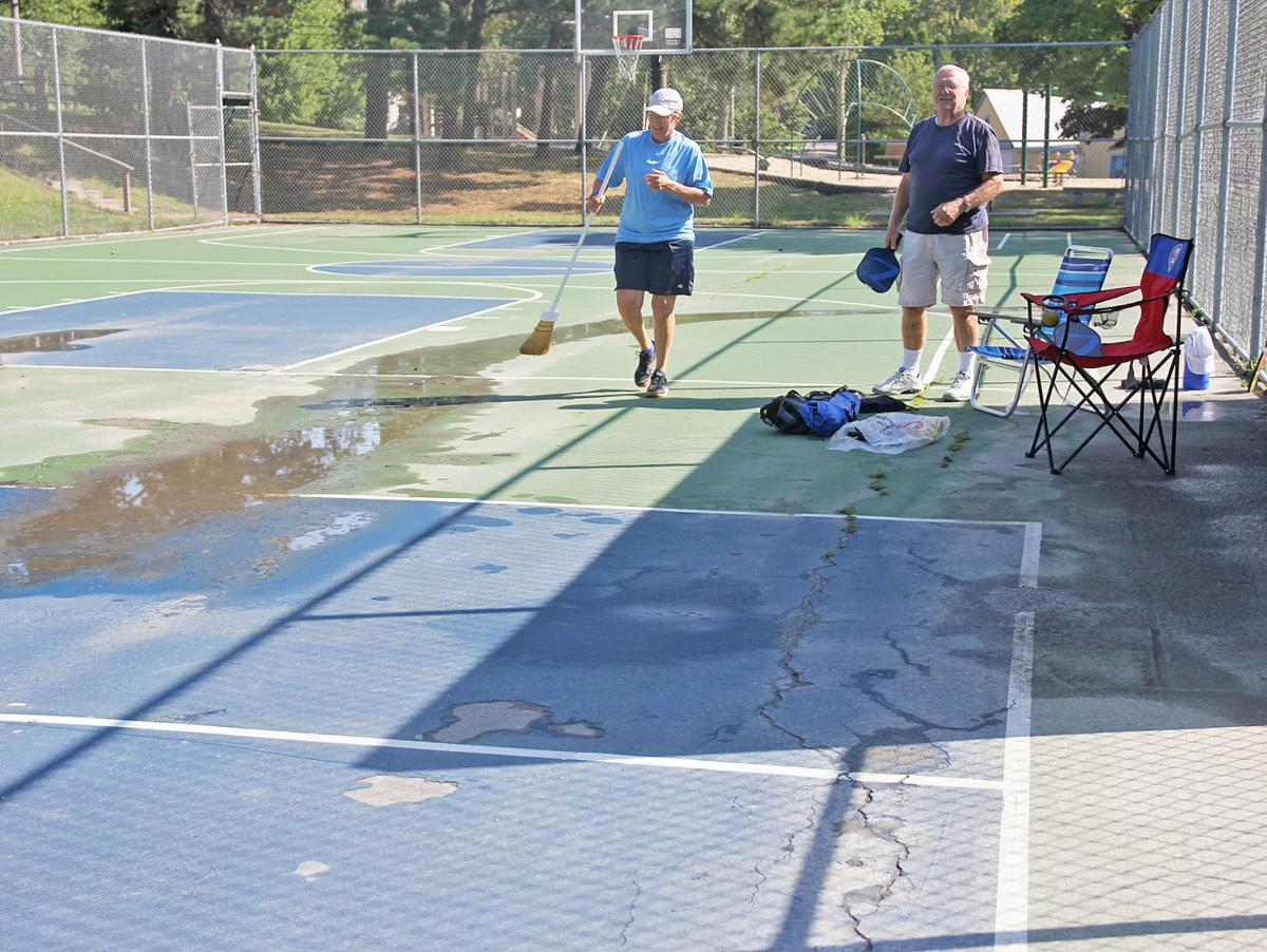 Nye Park Courts