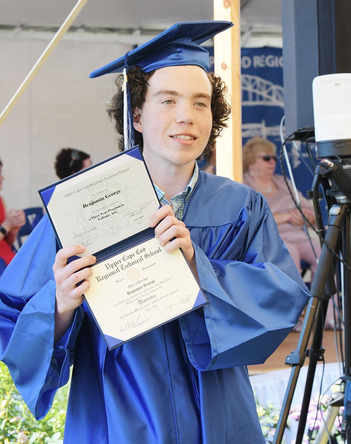 Upper Cape Tech Graduation