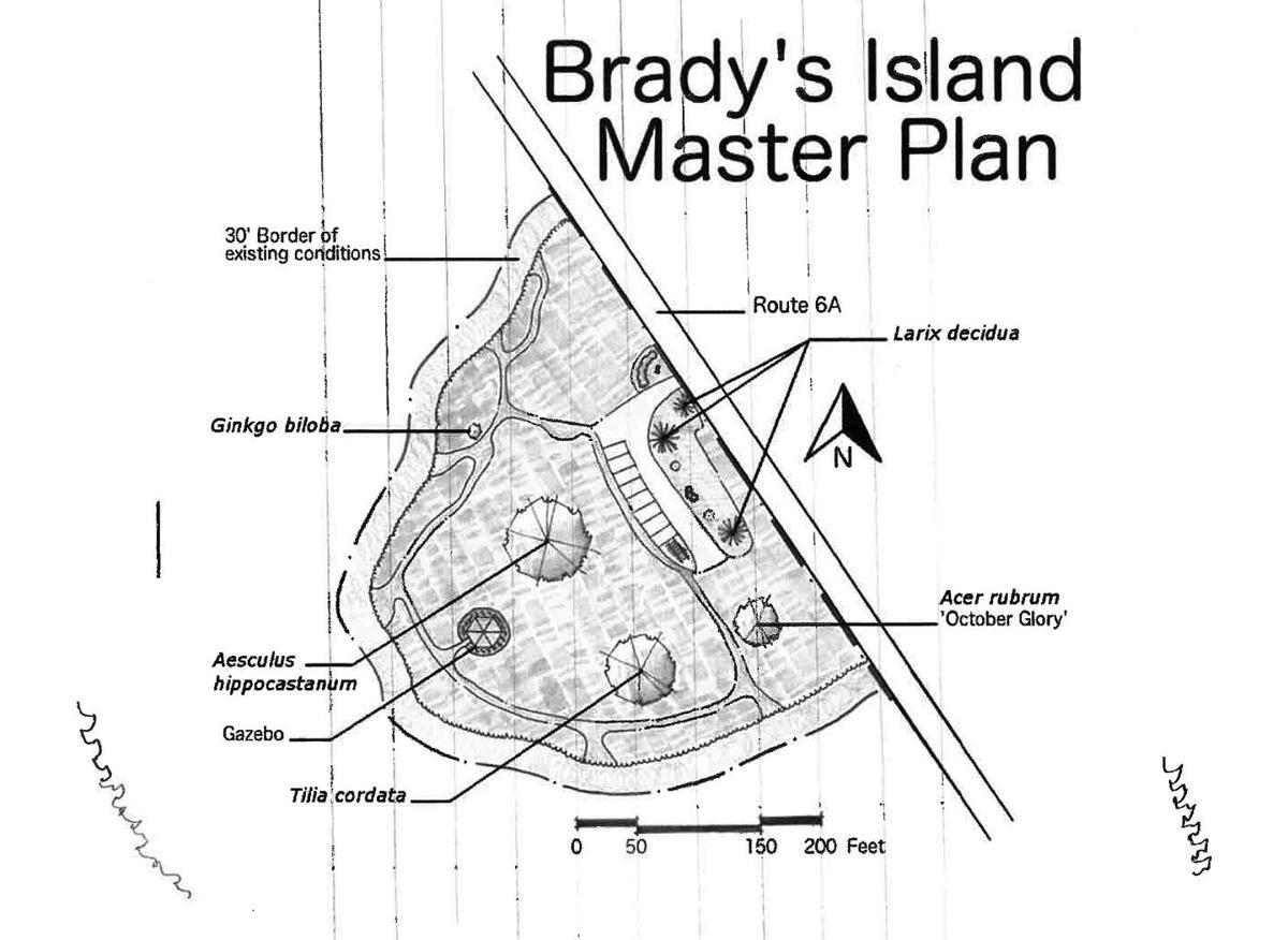 Brady Island Conservation Plan