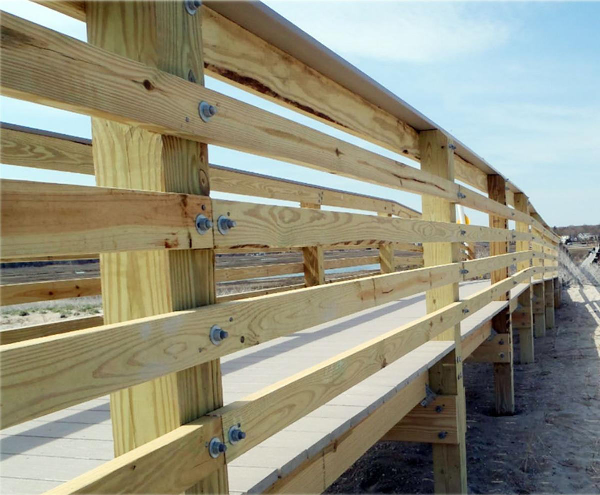 Sandwich Boardwalk Restoration