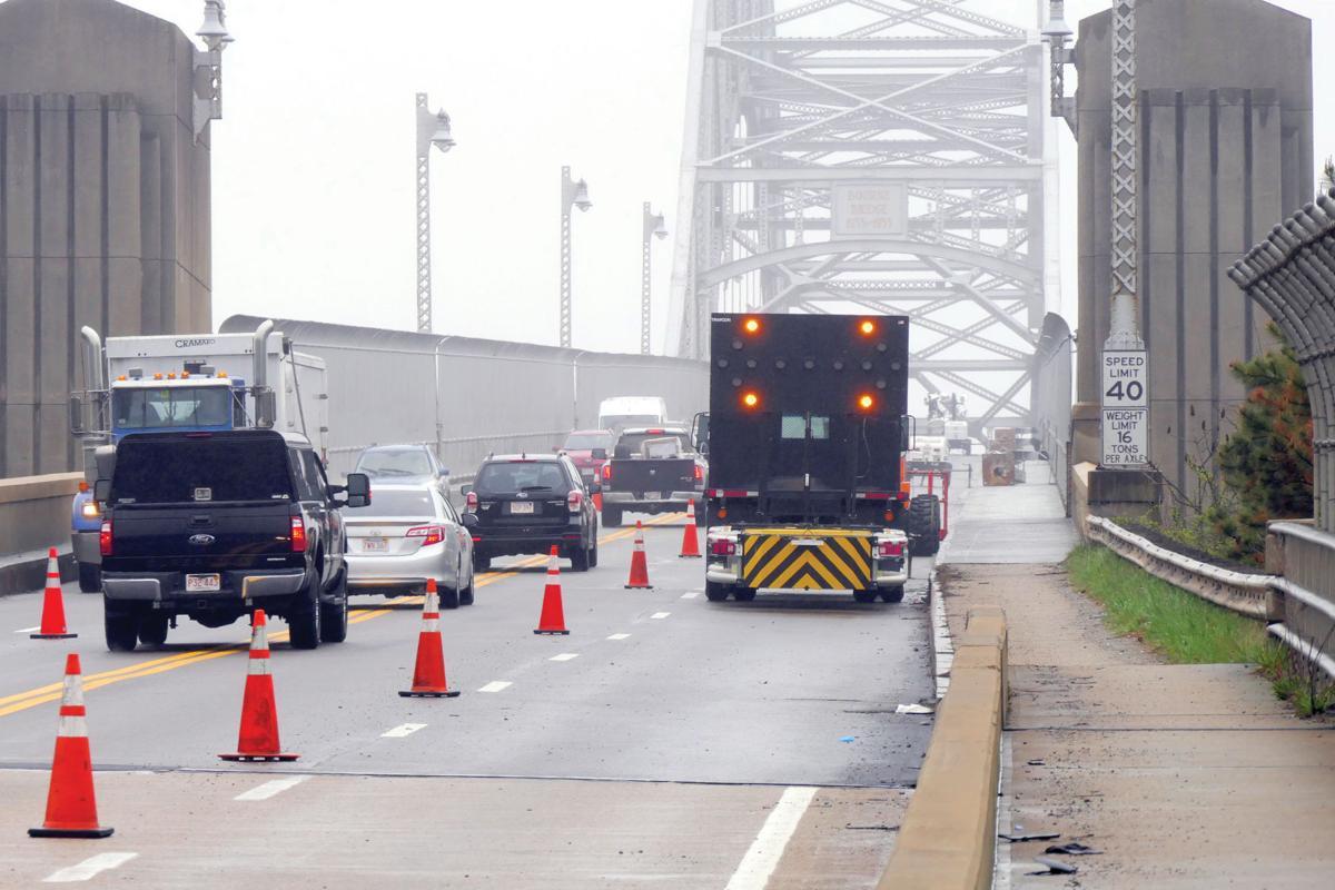 Bourne Bridge Maintenance