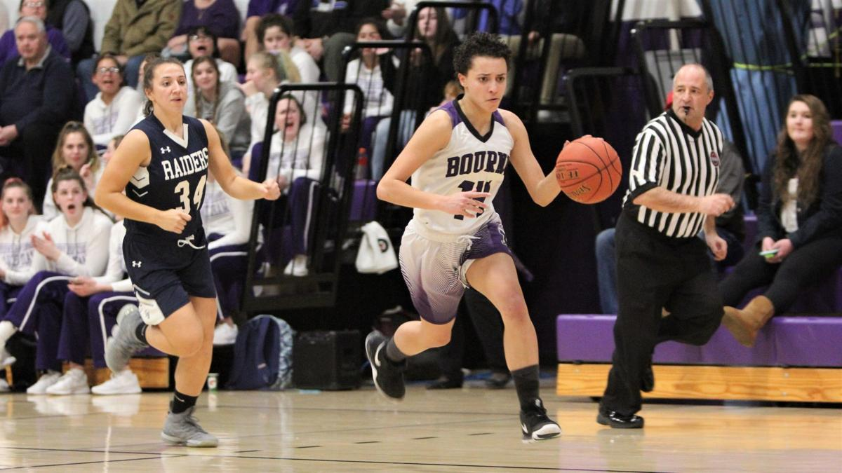 Bourne Girls' Basketball vs Somerset-Berkely — February 11, 2020