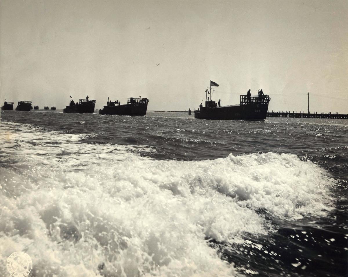 Washburn Training WWII