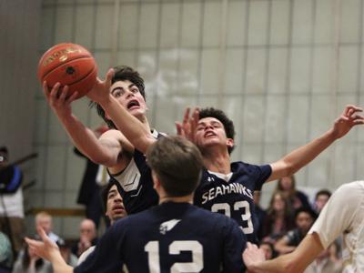 CCA Boys' Basketball vs Abington — March 7, 2020