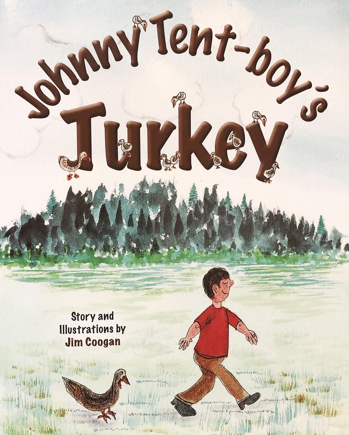 Thanksgiving Books Turkey