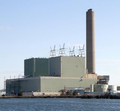 Canal Power Plant