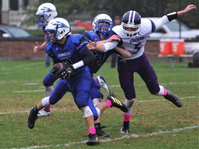 Bourne Football vs Fairhaven — November 27, 2019