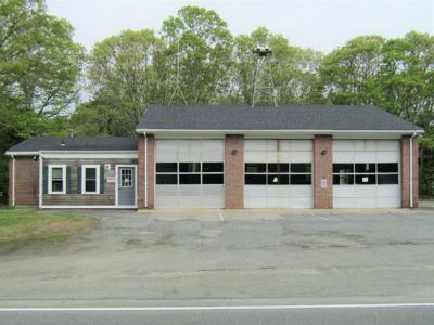 Forestdale Fire Station