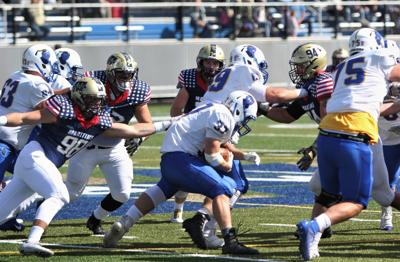 MMA Football vs Worcester State — October 5, 2019