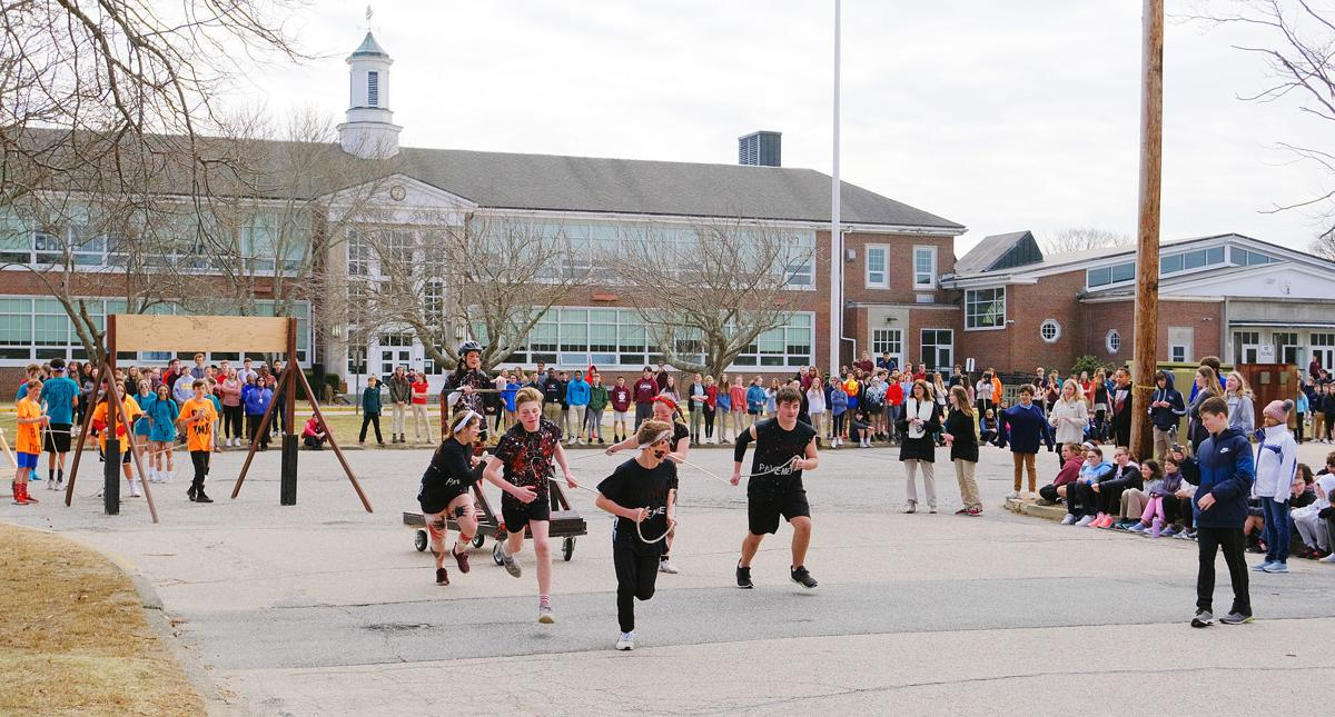Lawrence School Great Race