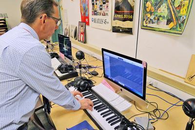 Lawrence School Music Lab