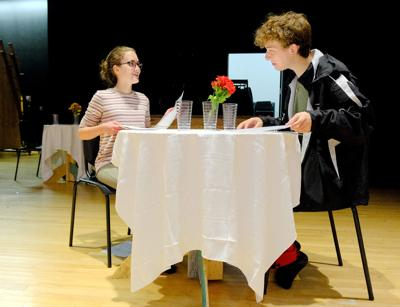 """Falmouth High School Production Of """"Check Please"""""""