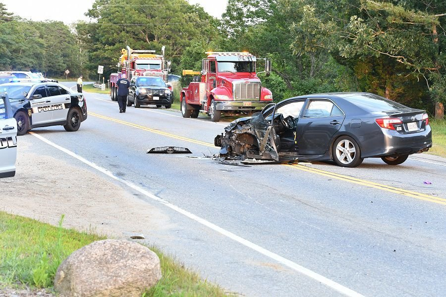 Accident On Rt. 151