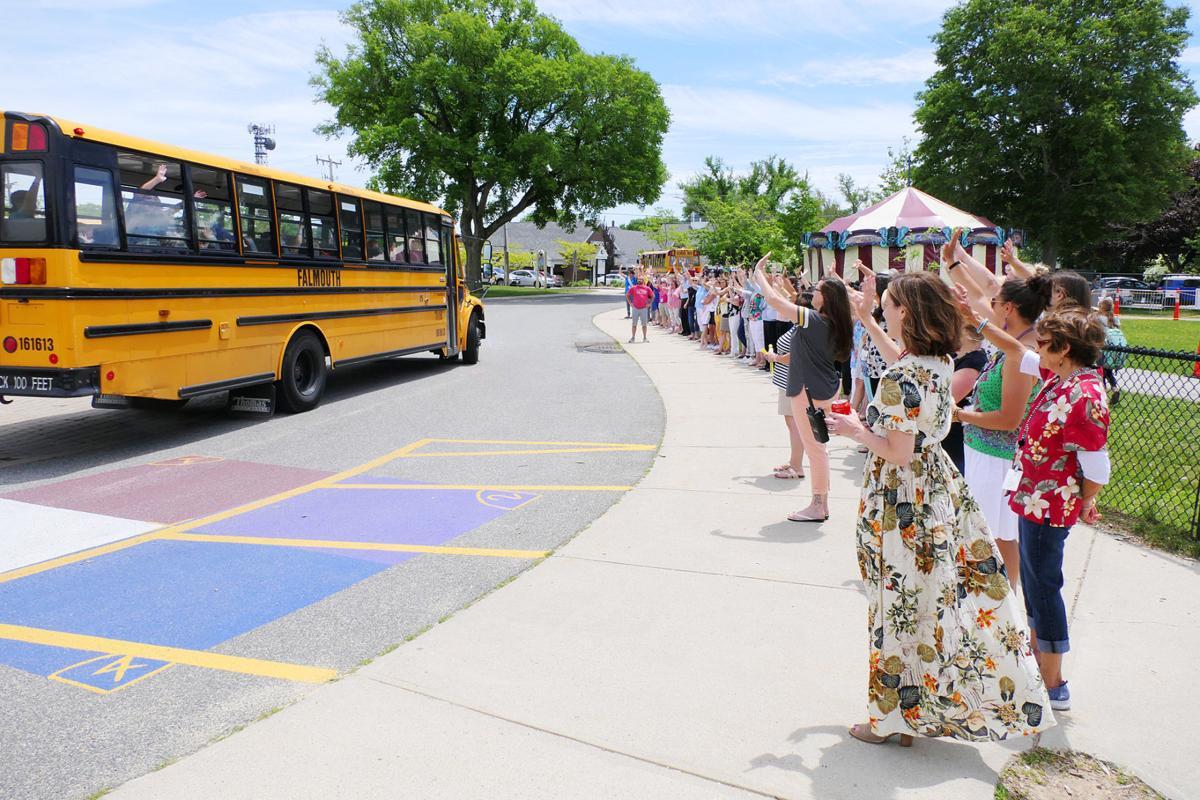 Mullen Hall School Last Day - June 17, 2019