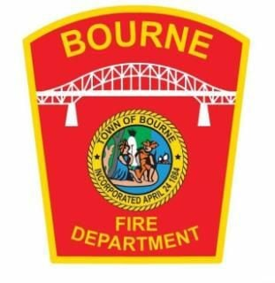 Bourne Fire Logo