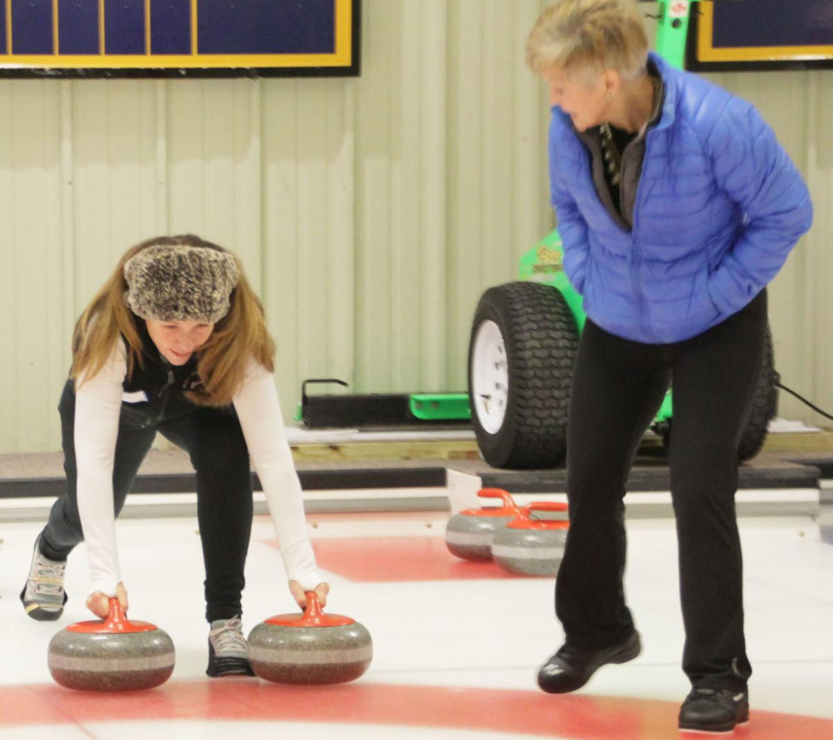 Health Clubs Cape Cod: Curling News: Cape Cod Shows Who's Best At National Women