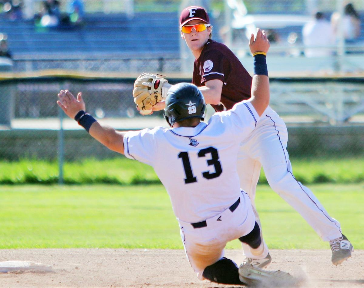 FHS Baseball vs Sandwich - May 21, 2019