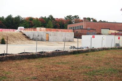 Bourne Wastewater Treatment Facility