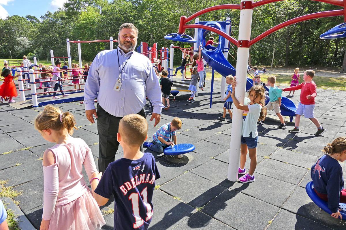 Forestdale School Playground