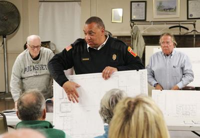 New South Side Fire Station Planned In Bourne