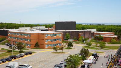 High School Aerial