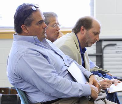 Carl Cavossa At Regional Transfer Station Meeting