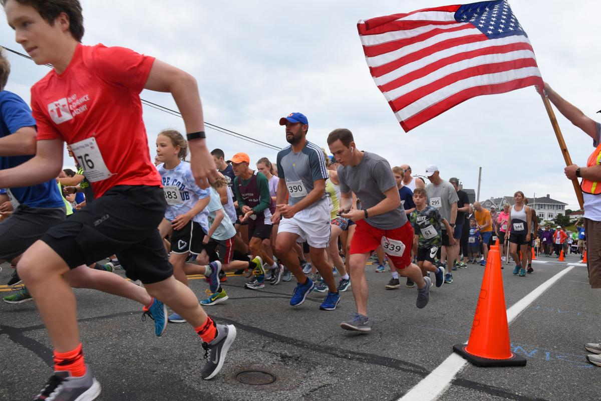 Falmouth Flag Day 5K Walk/Run
