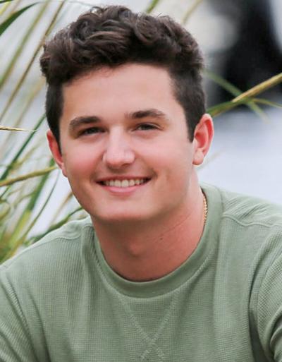 Mashpee High School's Zach Rogers