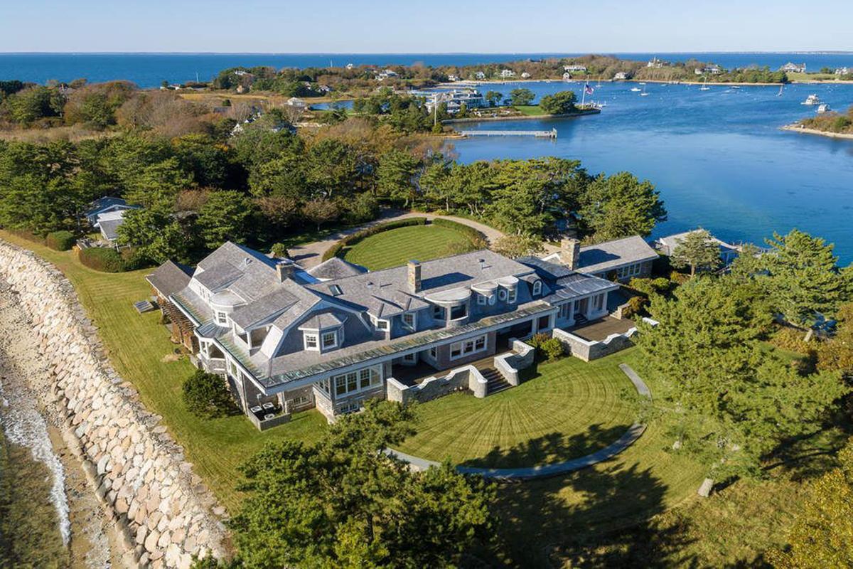 Penzance Point Estate Sells For $20 Million