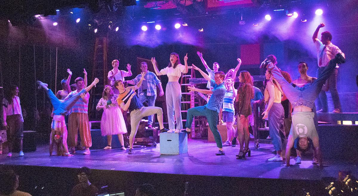 CLOC Closes Out Season With Spirited 'Godspell'