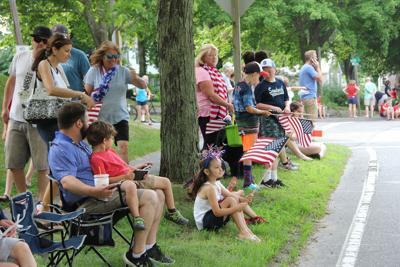 Sandwich 4th Of July Parade 2018