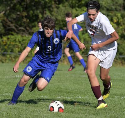 Falmouth Academy Boys Soccer