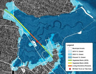 Sandwich Coastal Flooding Assessment