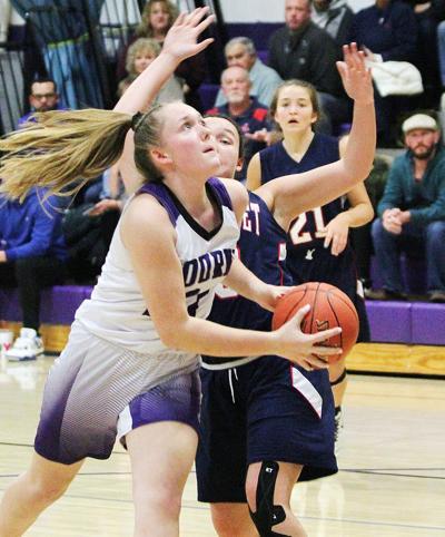 BHS Girls' Basketball — December 13, 2019