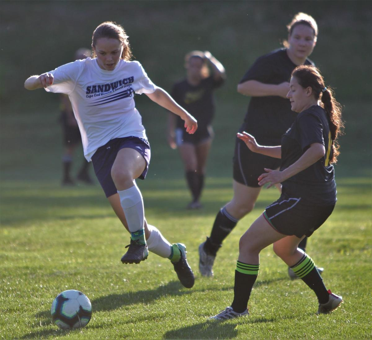 Sandwich Women's Soccer vs Barnstable United - July 2, 2019