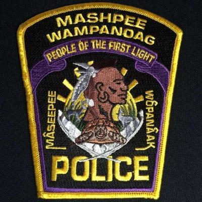 Mashpee Wampanoag Tribe Police Logo