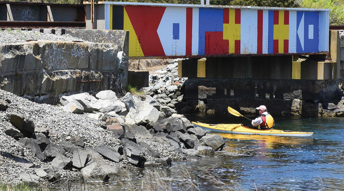 Kayaker Memorial Day