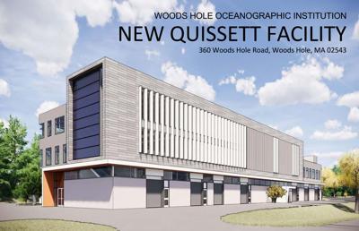 Proposed WHOI Quissett Campus Facility