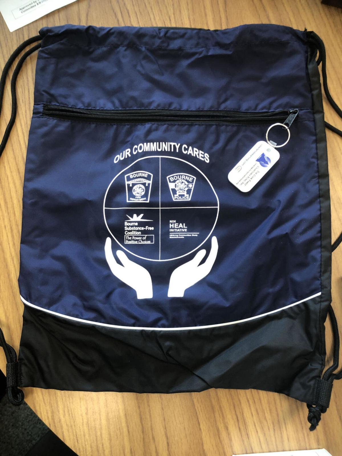 Substance Abuse Support Bags